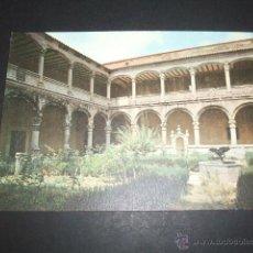 Postales: YUSTE CACERES ANGULO DEL CLAUSTRO PLATERESCO EDICIONES GRAFIPLAS. Lote 52388487
