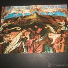 Postales: TRUJILLO CACERES RETABLO DE LA IGLESIA DE SANTA MARIA LA MAYOR. Lote 52418069