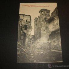 Postales: GUADALUPE CACERES TORREONES Y RUINAS ENTRE AMBOS CLAUSTROS. Lote 52561557