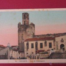 Postales: BADAJOZ - 14 - TORRE DE ESPANTAPERRO - ROISIN. Lote 52747401