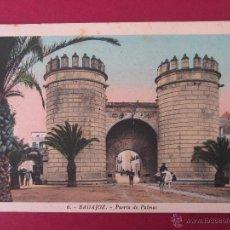Postales: BADAJOZ. PUERTA DE PALMAS. (ROISIN Nº6). Lote 52747500