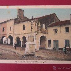 Postales: BADAJOZ - 17 - PLAZUELA DE SAN JOSE - ROISIN FOT. Lote 52747712