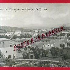 Postales: POSTAL CACERES, VALENCIA DE ALCANTARA , PLAZA DE TOROS ,FOTOGRAFICA , ORIGINAL ,P82626. Lote 52862704