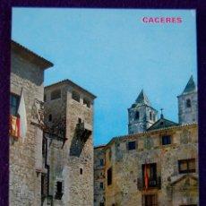 Postales: POSTAL DE CACERES. GOLFINES DE ABAJO. AÑOS 60.. Lote 53046593