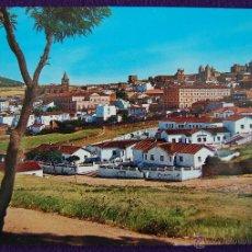 Postales: POSTAL DE CACERES. VISTA PARCIAL. AÑOS 60.. Lote 53046753