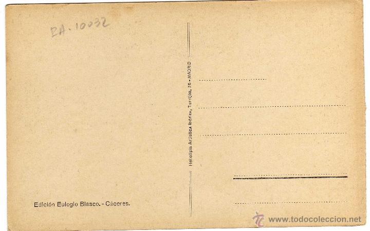 Postales: BONITA POSTAL - CACERES - ARCO DE LA ESTRELLA - Foto 2 - 36377813