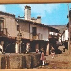 Cartes Postales: GUADALUPE - - FUENTE DE LOS TRES CHORROS. Lote 53116096