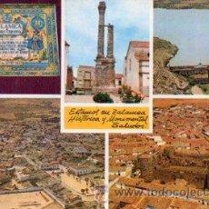 Postales: ANTIGUA POSTAL BADAJOZ - ZALAMEA HISTORICA Y MONUMENTAL - FOTO ZACARIAS. Lote 53326865