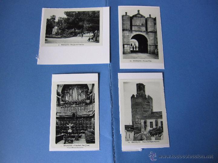 Postales: COPIAS EN CARTON POSTALES DE BADAJOZ ANTIGUAS - Foto 2 - 53605569