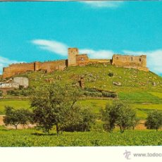 Postales: MEDELLÍN(BADAJOZ).- CASTILLO. Lote 53634636