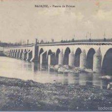 Postales: BADAJOZ, PUENTE DE PALMAS, VICENTE RODRIGUEZ (II). Lote 55149049