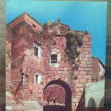 Postales: CÁCERES. PUENTE ROMANO DEL ARCO DE CRISTO. ARRIBAS.. Lote 55368023