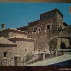 Postales: CÁCERES. ARCO DE LA ESTRELLA SIGLO XVIII. ESCUDODE ORO.. Lote 55368432