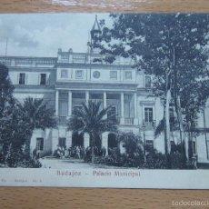 Postales: BADAJOZ, CLARAMON Y Cª, Nº 6, PASEO MUNICIPAL.. Lote 55913084