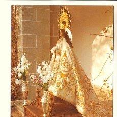 Postales: GARROVILLAS (CÁCERES).- NTRA. SRA. DE ALTA GRACIA. Lote 56852034