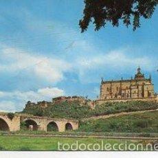 Cartes Postales: POSTAL CORIA CACERES CATEDRAL Y PUENTE ROMANO Nº 22. Lote 56930636