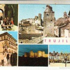 Postales: POSTAL DE TRUJILLO BONITAS VISTAS VER FOTOS QUE NO TE FALTE EN TU COLECCION. Lote 56955454