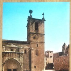 Cartes Postales: CACERES - PLAZA DE SANTA MARIA. Lote 57009009