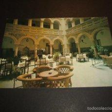 Postales: MERIDA BADAJOZ HOTEL EMPERATRIZ HALL COMEDOR. Lote 57163131