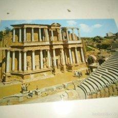 Postales: MERIDA (BADAJOZ) TEATRO ROMANO . Lote 57179221