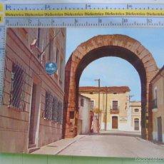 Cartes Postales: POSTAL DE BADAJOZ, MÉRIDA. AÑO 1976. ARCO DE TRAJANO. 1408. Lote 57189167