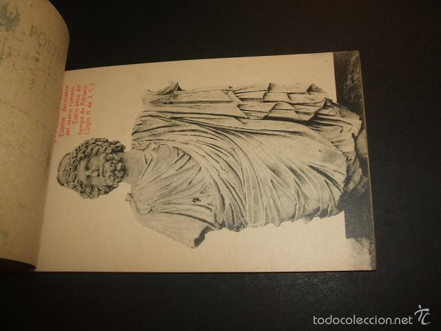 Postales: MERIDA BADAJOZ ESCULTURAS ROMANAS DE MARMOL CUADERNILLO 10 POSTALES COMPLETO - Foto 3 - 57193354