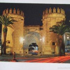 Postales: POSTAL BADAJOZ - PUERTA DE PALMAS - 1977 - ARRIBAS 81 - SIN CIRCULAR. Lote 57848963