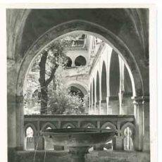 Cartes Postales: CACERES GUADALUPE FUENTE LAXATORIO DE JUAN FRANCES. ED. GARCIA GARRABELLA 17. SIN CIRCULAR. Lote 58515941