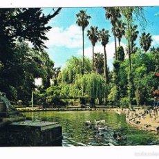 Postales: POSTAL ANTIGUA BADAJOZ SIN CIRCULAR BADAJOZ PARQUE DE CASTELAR. Lote 58668982