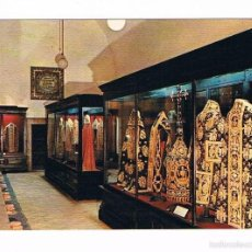 Postales: POSTAL ANTIGUA CACERES SIN CIRCULAR GUADALUPE MONASTERIO MUSEO DE BORDADOS. Lote 58669199