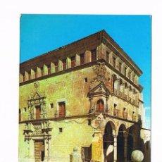 Postales: POSTAL ANTIGUA CACERES CIRCULADA TRUJILLO PALACIO DE LOS DUQUES DE SAN CARLOS. Lote 58669410
