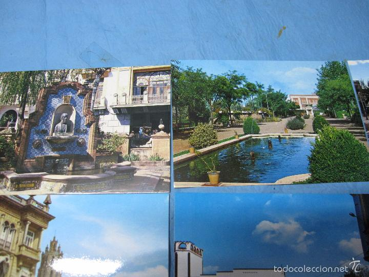 Postales: LOTE POSTALES COLOR POSTAL COLOR DE BADAJOZ ALMENDRALEJO - Foto 2 - 58921555