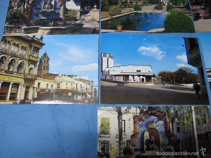 Postales: LOTE POSTALES COLOR POSTAL COLOR DE BADAJOZ ALMENDRALEJO - Foto 4 - 58921555