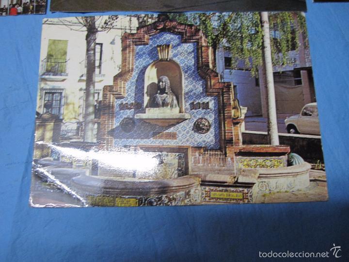 Postales: LOTE POSTALES COLOR POSTAL COLOR DE BADAJOZ ALMENDRALEJO - Foto 5 - 58921555