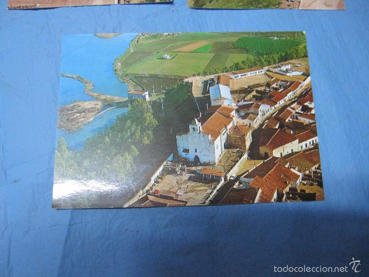 Postales: LOTE POSTALES POSTAL COLOR DE LOBON BADAJOZ - Foto 3 - 58921785