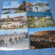 Postales: LOTE POSTALES COLOR POSTAL MERIDA BADAJOZ. Lote 58921830