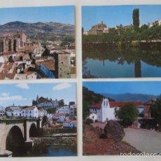 Postales: LOTE DE 4 POSTALES DE PLASENCIA. Lote 59000680