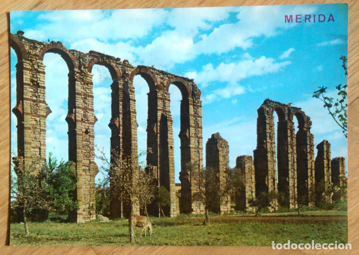 MERIDA - ACUEDUCTO ROMANO (Postales - España - Extremadura Moderna (desde 1940))