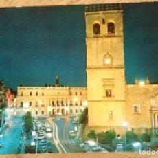 Cartes Postales: BADAJOZ - CATEDRAL Y AYUNTAMIENTO. Lote 61893740