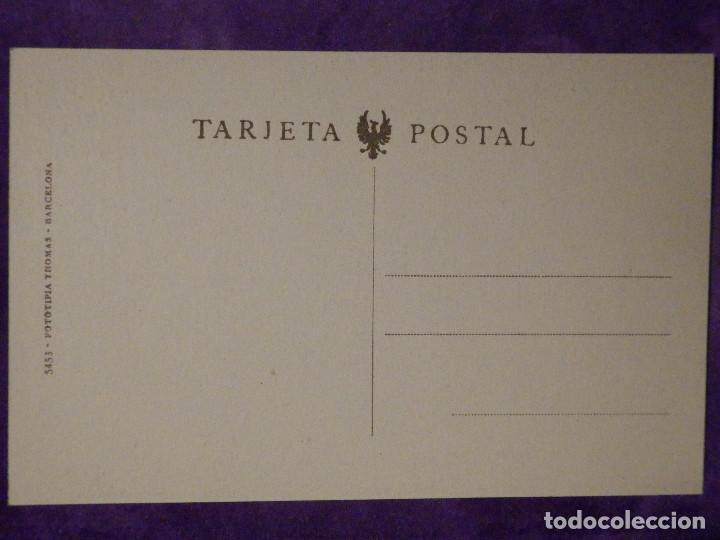 Postales: Postal - España - Monasterio de Guadalupe - Claustro Mudejar Siglo XIV, Galería al Poniente - Thomas - Foto 3 - 62705784