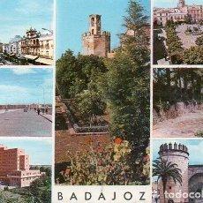 Postales: BADAJOZ - 2031 VISTAS DIVERSAS. Lote 62912848