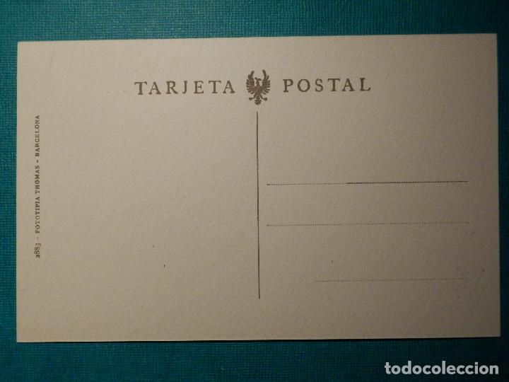Postales: POSTAL - ESPAÑA - CÁCERES - MONASTERIO DE GUADALUPE - VISTA PARCIAL Y PAISAJE A VUELO - THOMAS 2883 - Foto 2 - 63358832