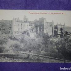 Postales: POSTAL - ESPAÑA - CÁCERES - MONASTERIO DE GUADALUPE - VISTA GENERAL DEL N..O. - 2884 THOMAS. Lote 63768351