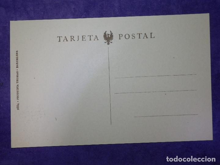 Postales: POSTAL - ESPAÑA - CÁCERES - MONASTERIO DE GUADALUPE - VISTA GENERAL DEL N..O. - 2884 THOMAS - Foto 3 - 63768351