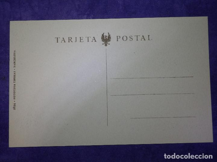 Postales: POSTAL - ESPAÑA - CÁCERES - MONASTERIO DE GUADALUPE - VISTA GENERAL DE LA VILLA Y - 2894 THOMAS - Foto 2 - 63768515