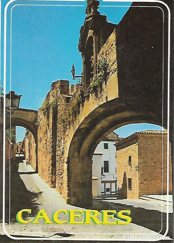 ASÍ ES CÁCERES. EXTREMADURA. RG. (Postales - España - Extremadura Moderna (desde 1940))