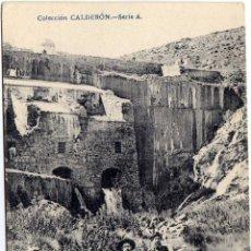 Postales: BONITA Y ANTIGÜA POSTAL - ZAFRA (BADAJOZ) - MOLINOS DEL CASTELLAR - AMBIENTADA. Lote 35473466