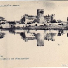 Postales: PRECIOSA POSTAL - ZAFRA (BADAJOZ) - PALACIO DE MEDINACELI - COLECCIÓN CALDERON - SERIE A. Lote 36375433