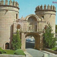 Postales: POSTAL 50034: BADAJOZ - PUERTA PALMA. Lote 69441607