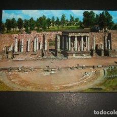 Postales: MERIDA BADAJOZ ANFITEATRO ROMANO GARCIA GARRABELLA Nº 11. Lote 71059565